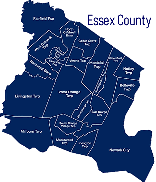 Essex County Website Design Development Area
